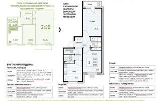 Планировка квартир по программе реновации в москве: метраж, отделка. внешний вид новых домов