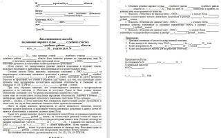 Оформление апелляционной жалобы на решение мирового судьи: образец документа, порядок и сроки подачи