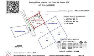 Согласование границ земельного участка при межевании участка