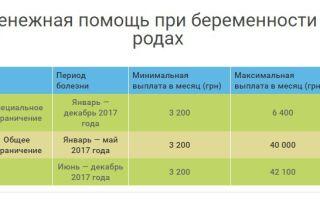 Какими будут декретные выплаты в 2017 году?