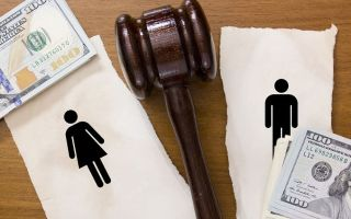Раздел долгов при разводе — порядок и особенности