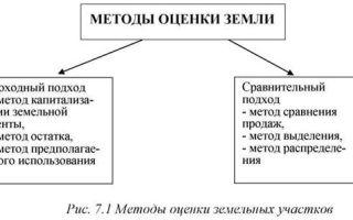 Оценка земельных участков: сущность и особенности процедуры