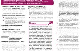 Льготная и досрочная пенсии по уходу за ребенком-инвалидом: размер выплат, оформление, необходимые документы