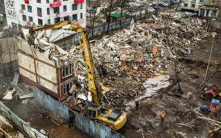 Позиция москвичей в отношении программы реновации: группа засносцы и противники сноса пятиэтажек