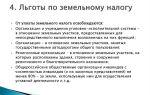 Кто имеет право на льготы по налогу на землю в московской области?