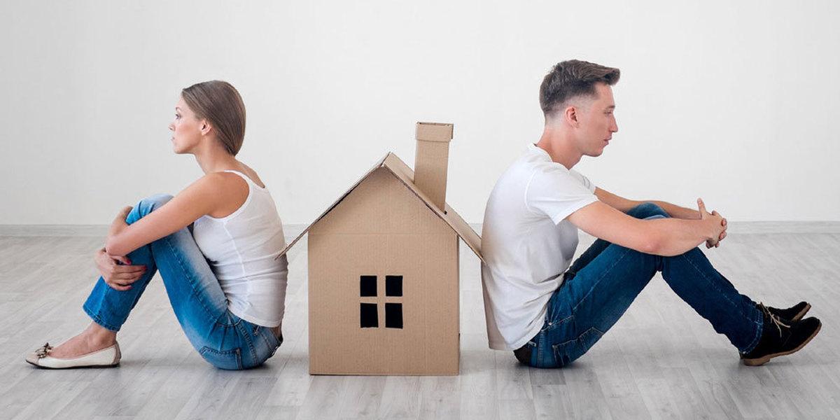 Как развестись при наличии долгов?