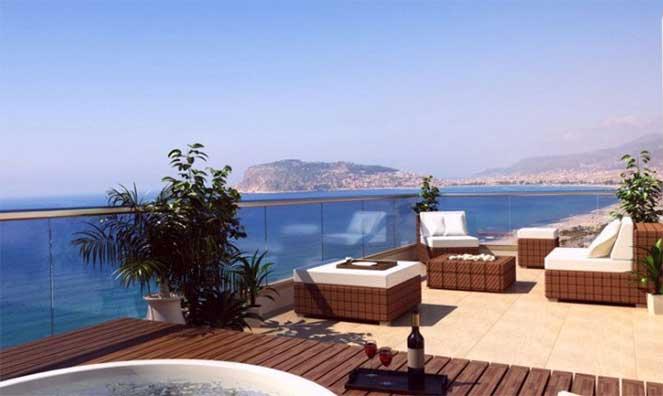 Квартира в турции на берегу моря цены туры в оаэ из санкт петербурга