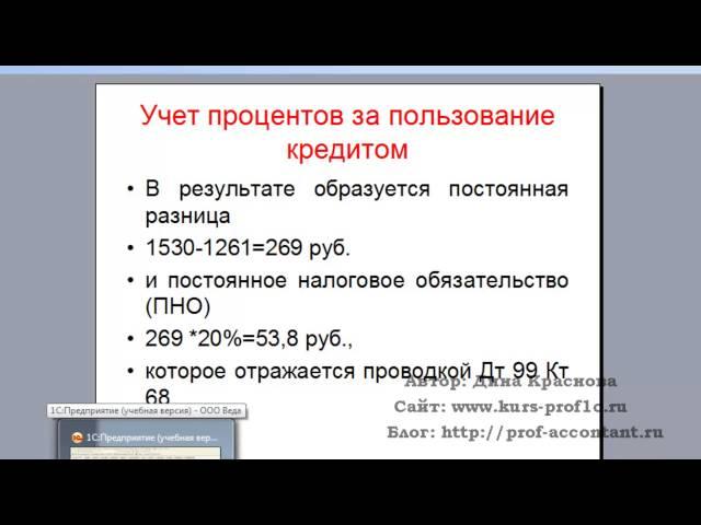 Проценты по депозиту в декларации по НДС